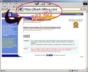 Hati hati mengetikkan klikbca ilmu untuk anda klikbca23 stopboris Choice Image